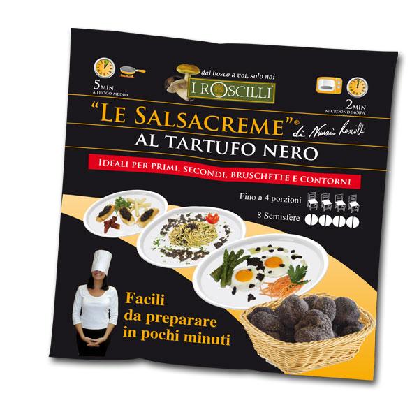 Le Salsacreme al tartufo